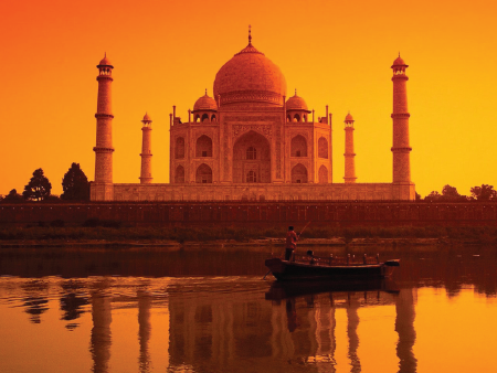 Taj Mahal - An Epitome of Love